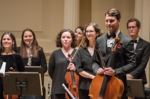 Chamber Orchestra of New York at Carnegie Hall