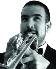 Trumpet, Hugo Moreno, photo