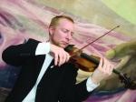 Violin Russell Kotcher photo