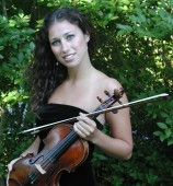 Violin, Sarah Charness, photo 1