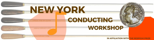 New York Conducting Workshop Logo